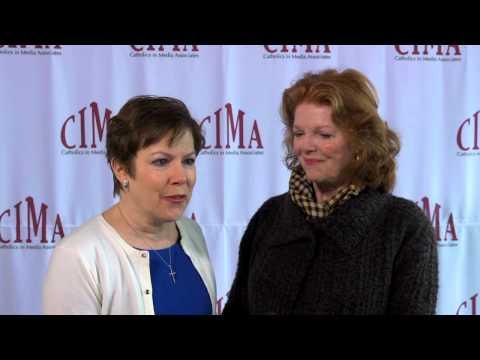 2013 CIMA Awards with Jane Abbott & Samantha Eggar