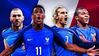 LA LISTE DES 23 FRANCAIS POUR LA COUPE DU MONDE 2018 !?