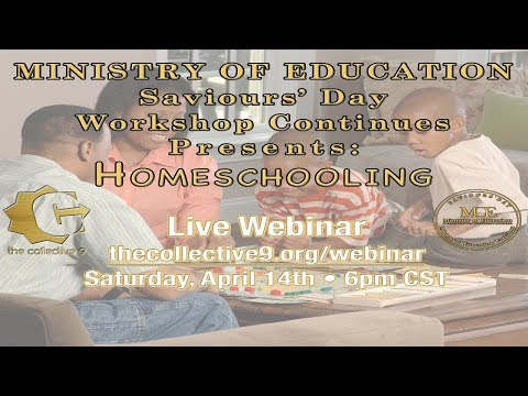 Homeschooling: SD 2018 Ministry of Education Workshop Continues
