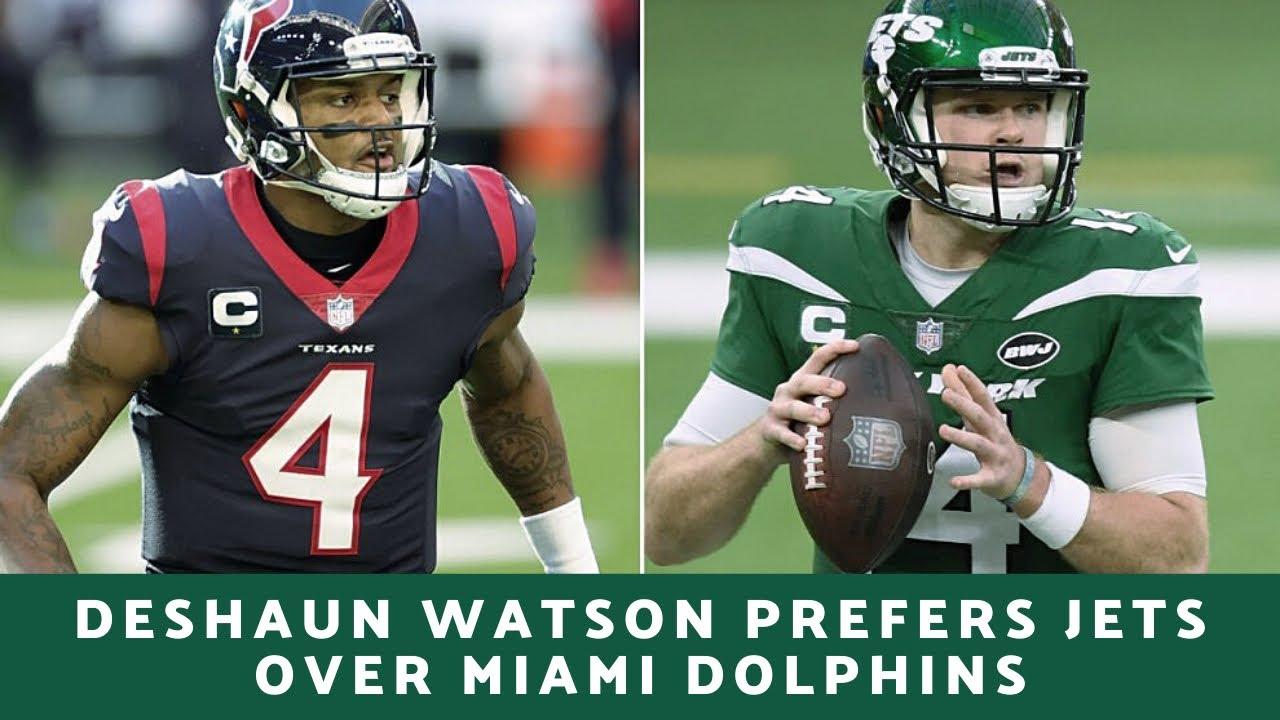 Download Deshaun Watson Trade To New York Jets Rumors
