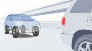 Toyota Land Cruiser - System ochrony przedzderzeniowej