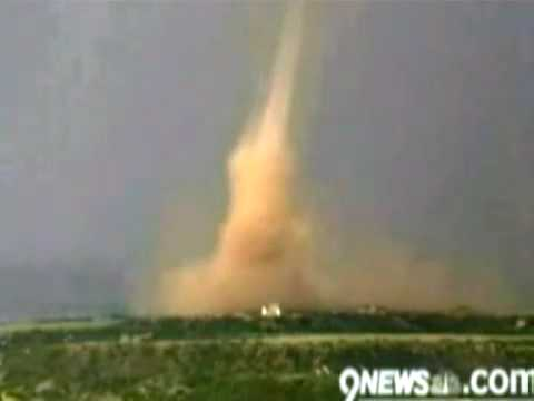 Tornado Video:  Castle Rock, Colorado