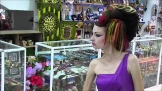 Профессиональная фотосессия, Вечернее и Свадебное платье   Fashion Star Венера(, 2013-12-04T05:21:00.000Z)