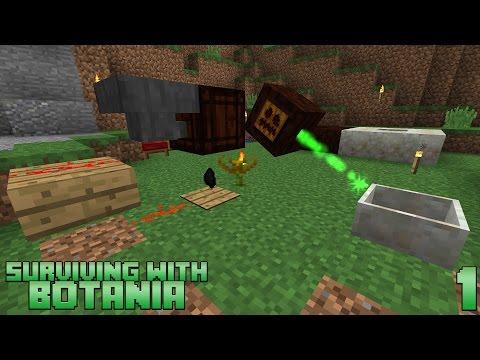 Witchery мод для Minecraft //