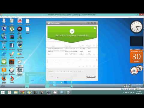 The Windows XP Bloat Test: Day 1