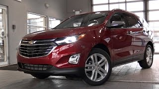 2018 Chevrolet Equinox: Review