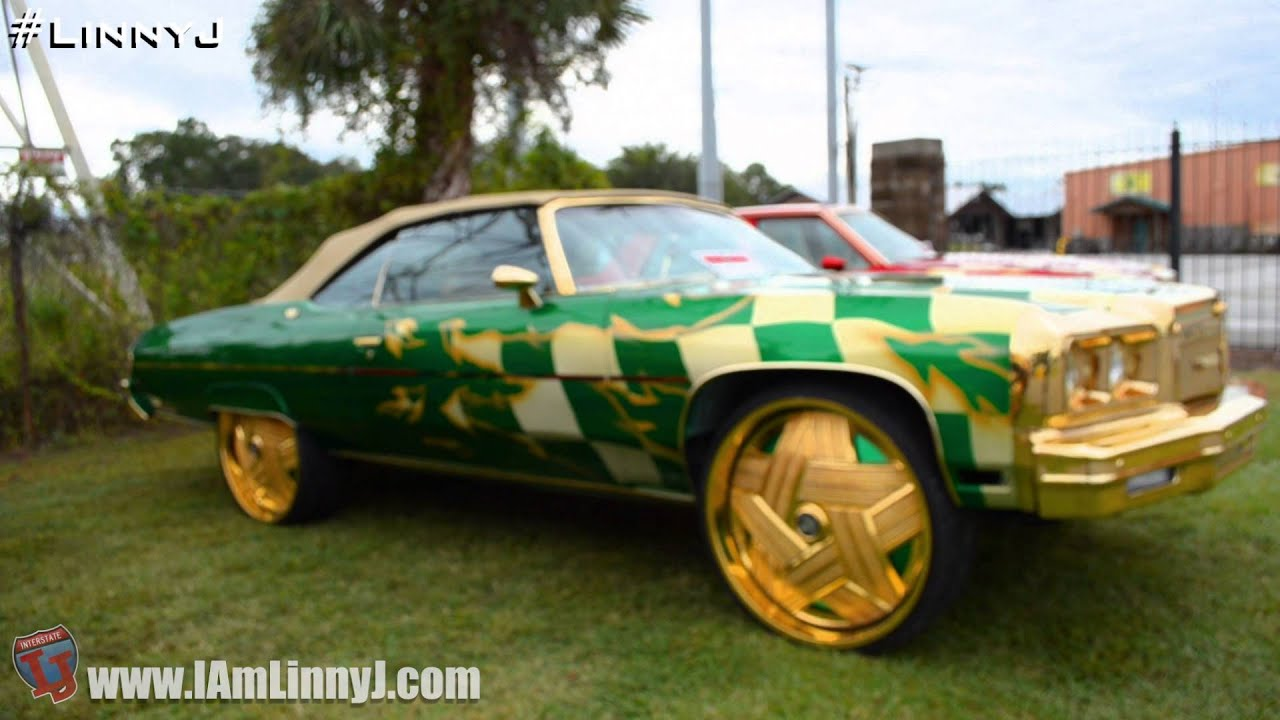 Green Goblin Car Show