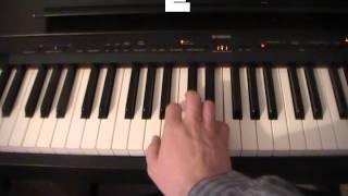 Coldplay - Life In Technicolor (Easy Piano Tutorial)