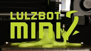 SOON: LulzBot Mini 2 3D Printer