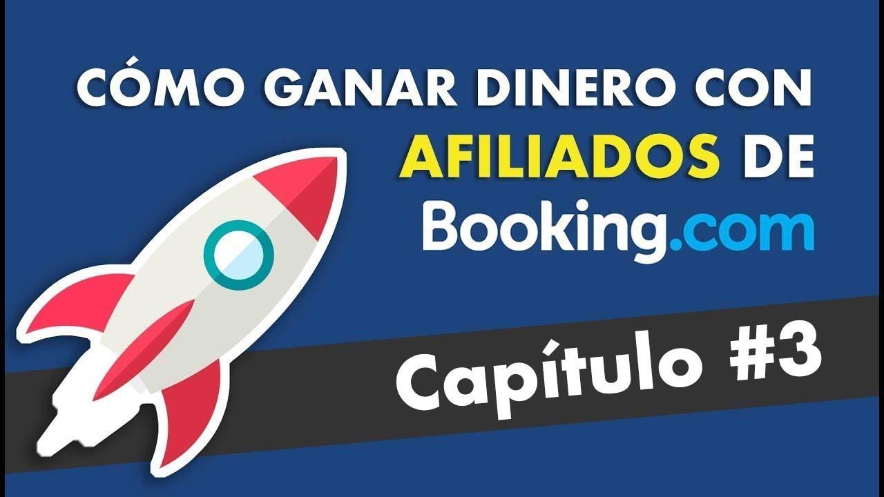 Ganar Dinero con Booking Afiliados Capítulo #3 | Plantilla Perfecta