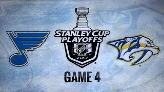 Rinne's 32 saves backstop Preds to 2-1 win in Game 4