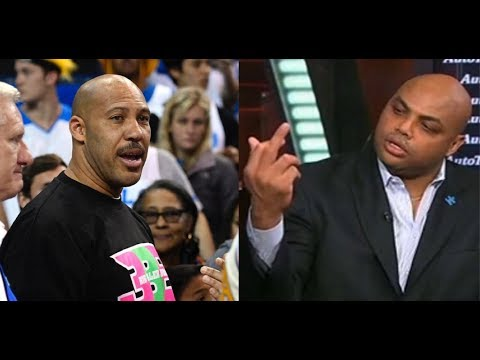 Charles Barkley Calls LaVar Ball A Nitwit! - Inside The Nba