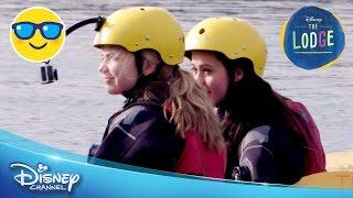 The Lodge | BTS: Kayaking!