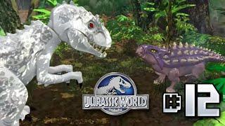 Video Anklysaur VS Indominus!! Jurassic World LEGO Game - Ep12 download MP3, 3GP, MP4, WEBM, AVI, FLV Maret 2018