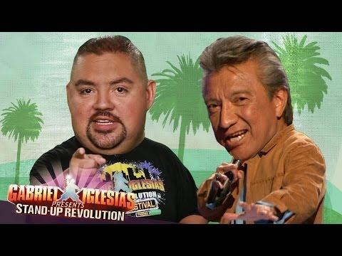 Larry Omaha - Gabriel Iglesias Presents: StandUp Revolution! (Season 1)