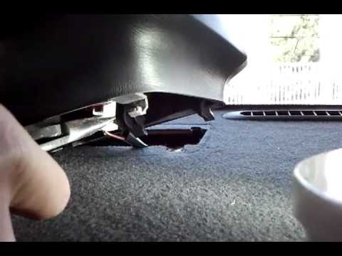 How To Remove Third Brake Light On 1999 Nissan Maxima