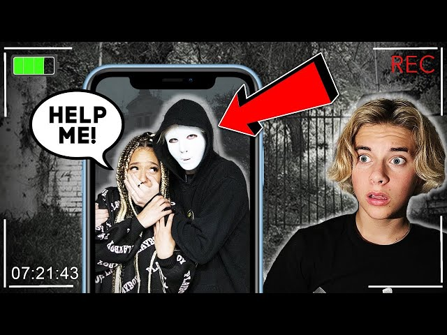 Kidnapped by THE STALKER!!! **SCARY** | Gavin Magnus
