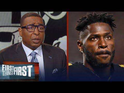 Cris Carter on Antonio Brown's Twitter attack on JuJu Smith-Schuster | NFL | FIRST THINGS FIRST