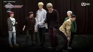 Download Video [ENG} 171012 BTS Countdown Danto Danto (Dance Together) Part 2 MP3 3GP MP4