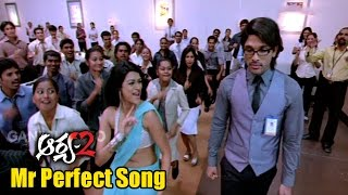 Video Arya 2 Songs - Mr Perfect - Allu Arjun, Kajal Aggarwal, Navdeep - Ganesh Videos download MP3, 3GP, MP4, WEBM, AVI, FLV Agustus 2018