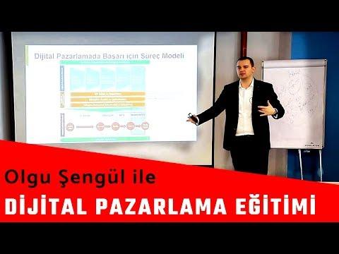 Dijital Pazarlama Eğitimi | Olgu Şengül - Dijitalde Strateji 35dk