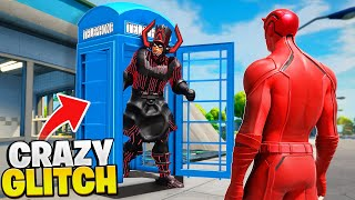I Found 21 GAME BREAKING Fortnite Glitches