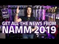 Download Mp3 We're at NAMM 2019 - Subscribe To See All The New Gear!