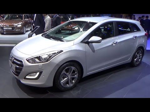 2016 Hyundai i30 Geneva Motor Show 2015