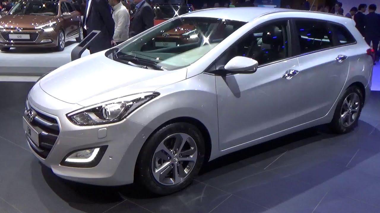 2016 - Hyundai i30 - Geneva Motor Show 2015 - YouTube
