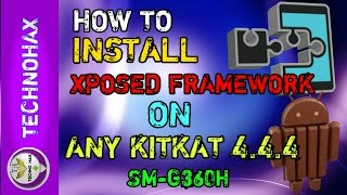 Download lagu How to download and install xposed framework on kitkat 4.4.4 (SM-G360H)