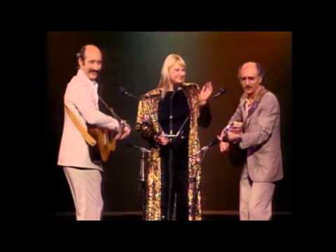 """Peter, Paul and Mary - """"If I Had A Hammer"""" (25th Anniversary Concert)"""