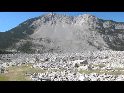 Frank Slide is the 2nd largest landslide disaster in Canadian History