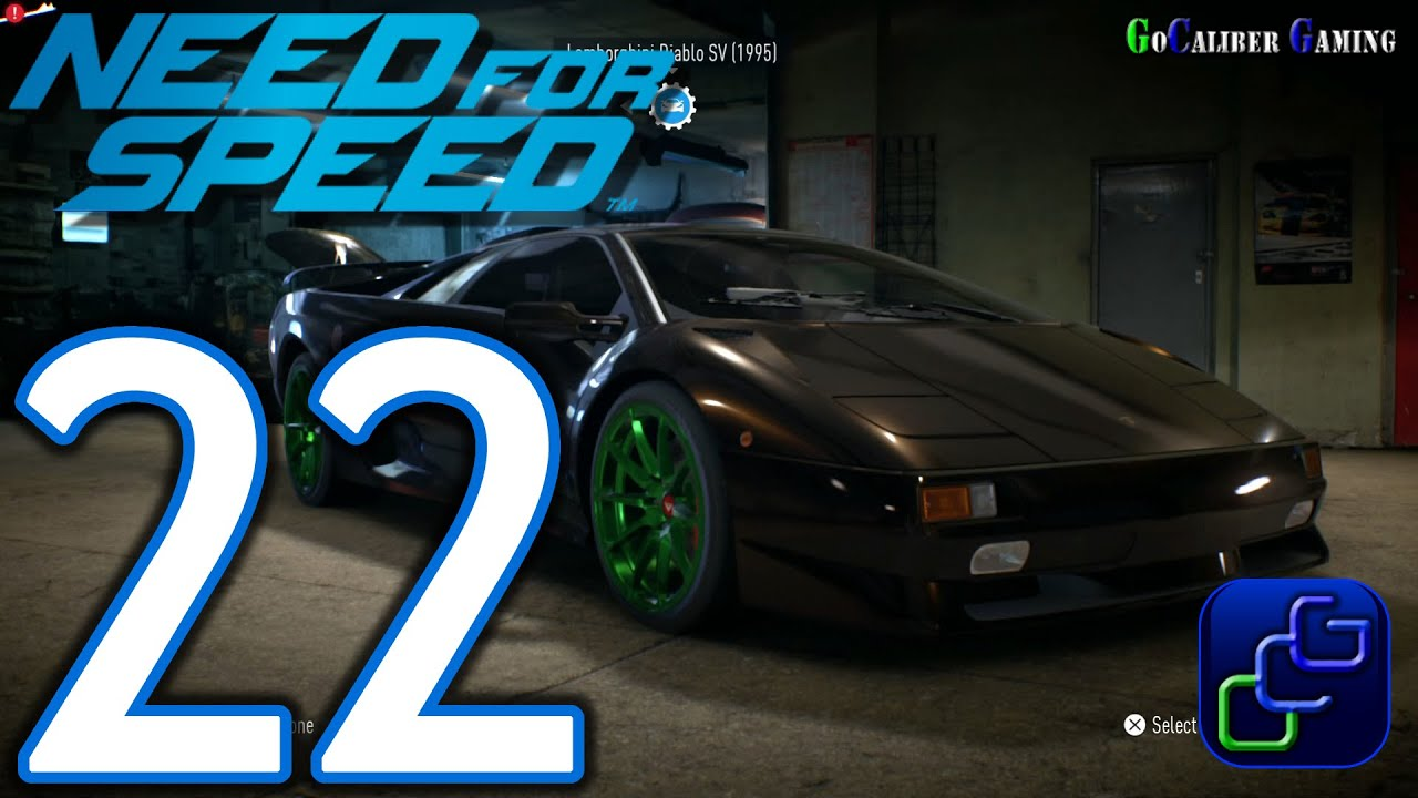 need for speed 2015 ps4 walkthrough part 22 youtube. Black Bedroom Furniture Sets. Home Design Ideas