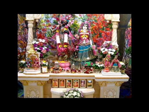 Шримад Бхагаватам 4.25.12 - Махамантра прабху