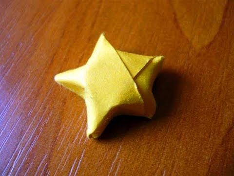 Tutorial: Lucky Origami Nintendo Stars | Manualidades, Artesanías ... | 360x480