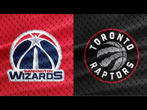 NBA Live Stream: Toronto Raptors Vs Washington Wizards (Live Reaction & Play By Play)
