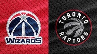 NBA Live Stream: Toronto Raptors Vs Washington Wizards (Live Reaction & Play By Play)