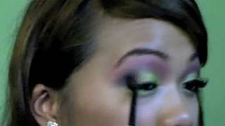 Summer Make Up: Bed Head Hairspray Inspired Look