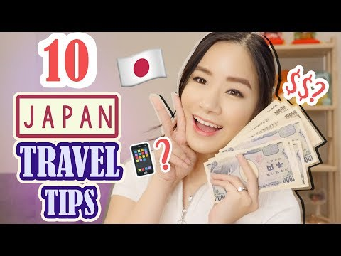 Travelling To Japan? MUST KNOW Tips BEFORE You Go!