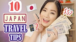 10 JAPAN 🇯🇵 Travel Tips you MUST KNOW BEFORE you GO!!