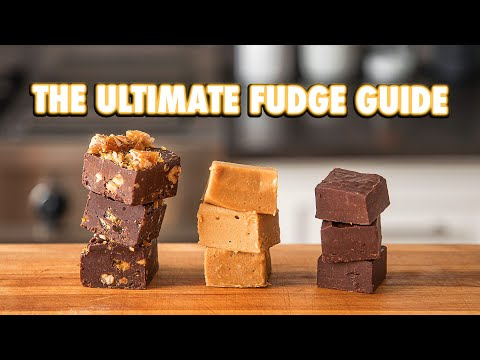 The Easiest Homemade Fudge Guide (3 Ways)