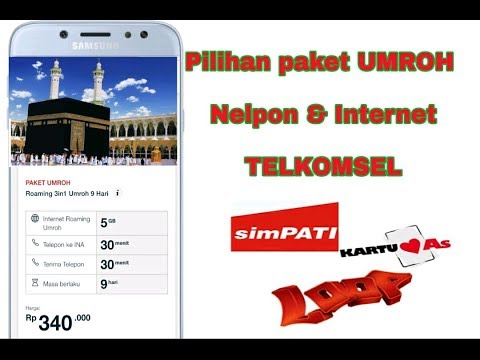 Assalamualaikum jangan bingung kalau paket data kartu Telkomsel dr Indonesia tidak berfungsi saat ti.