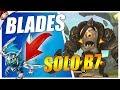 🔴SKYLANDERS : BLADES SOLO B7, COMMENT FARM LES RUNES !  Skylanders ring of heroes FR
