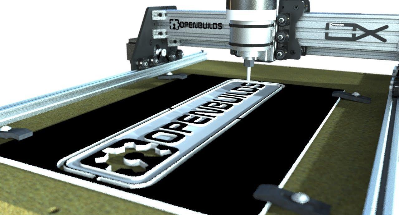 OpenBuilds OX CNC Machine | OpenBuilds