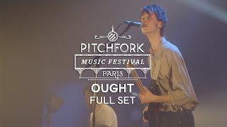Ought | Full Set | Pitchfork Music Festival Paris 2014 | PitchforkTV