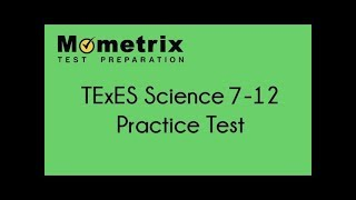 Free TExES Science 7-12 (236) Exam Practice Questions