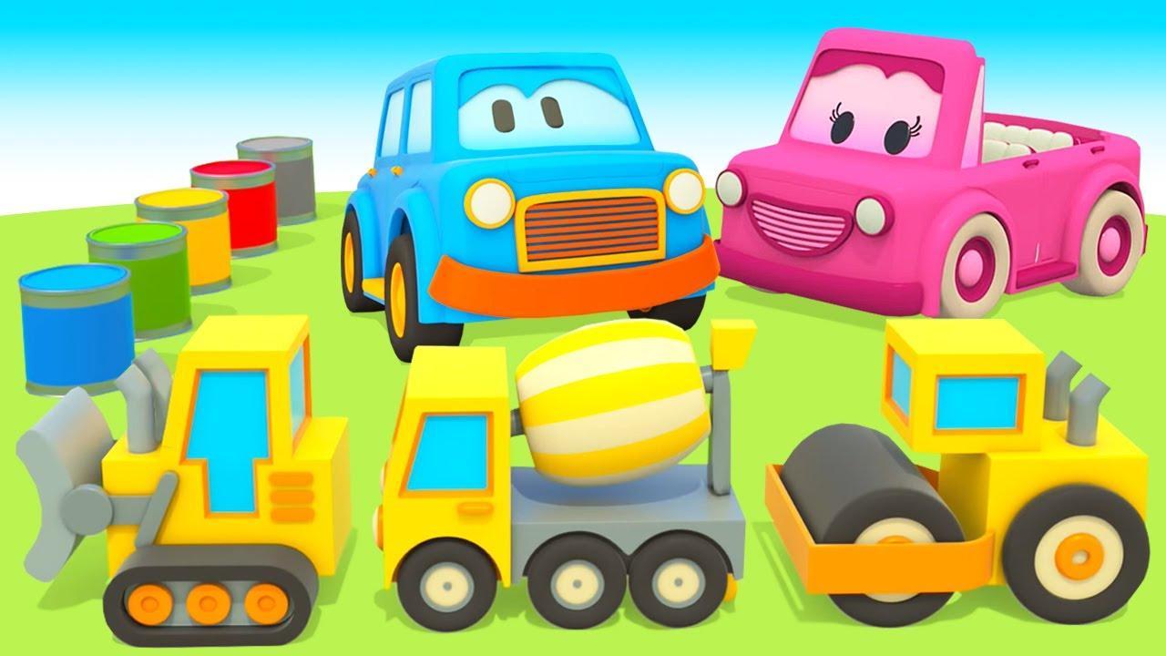 zeichentrick für kinder auf deutsch die schlauen autos