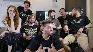 Cum se fac jocurile video in România - E02 - Critique Gaming - Cavaleria.ro
