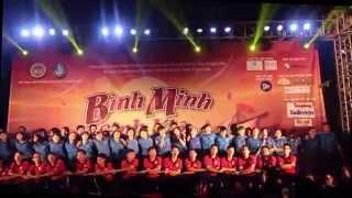 [Bình Minh Sinh Viên Ver.9] Ba bài hát truyền thống trường ĐH KTQD