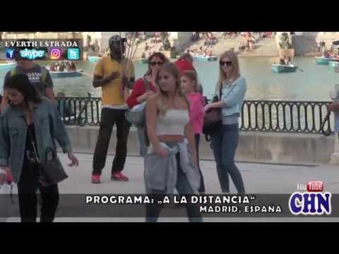 PROGRAMA EN VIVO DESDE MADRID ESPAÑA - CHN SUIZA NOTICIAS